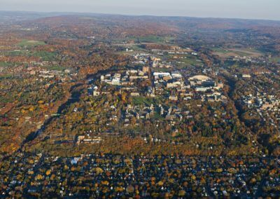 Cornell University-Bill Hecht