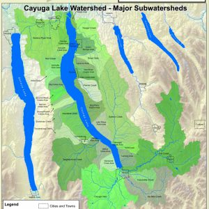 More Watershed Maps