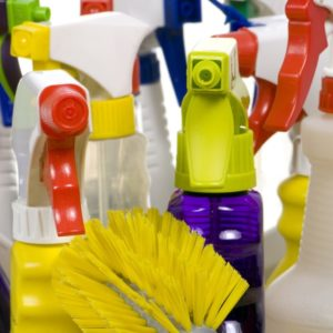 Smart Steps for Clean Water: Household Chemicals