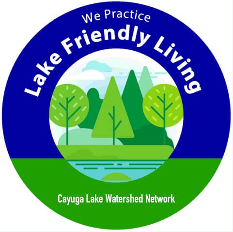 Lake Friendly Living Logo